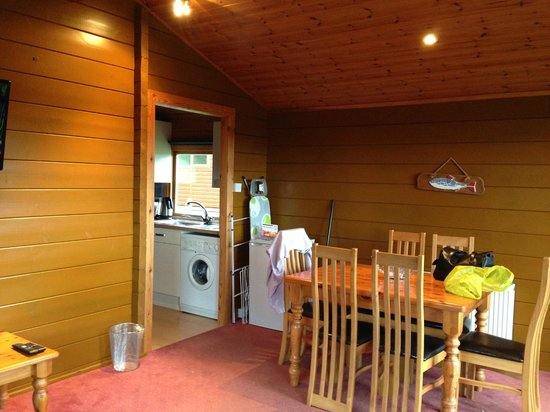 Parkdean - White Acres Holiday Park: Dining Area