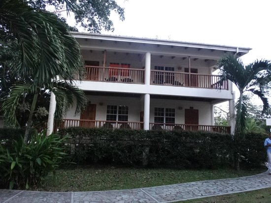 Black Orchid Resort: C building has 4 units