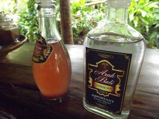 Teba Sari Bali Agrotourism: Arak