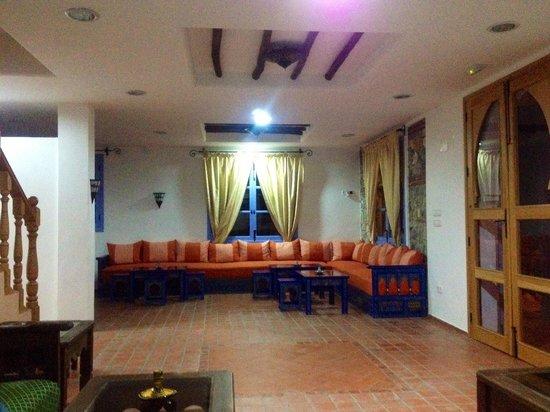 Hotel Al Khalifa : hall