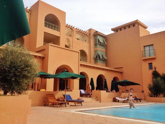 Alhambra Thalasso Hotel : Vue extérieure