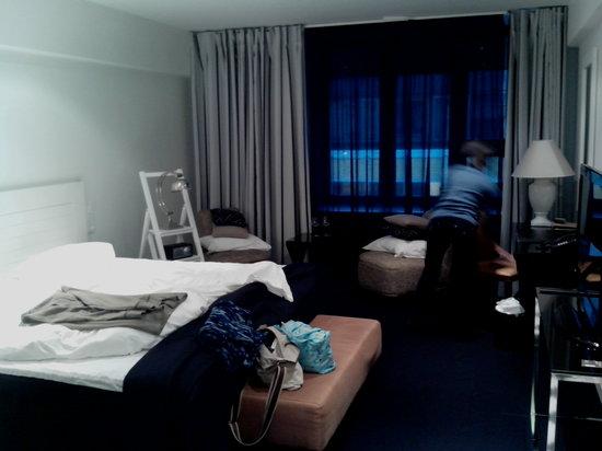Fabian Hotel : Room 501