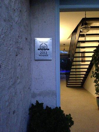 Alura Boutique Hotel: otel