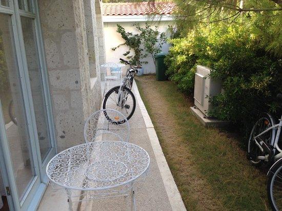 Alura Boutique Hotel: garden
