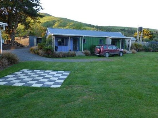 Catlins Newhaven Holiday Park: Comfortable tourist flat