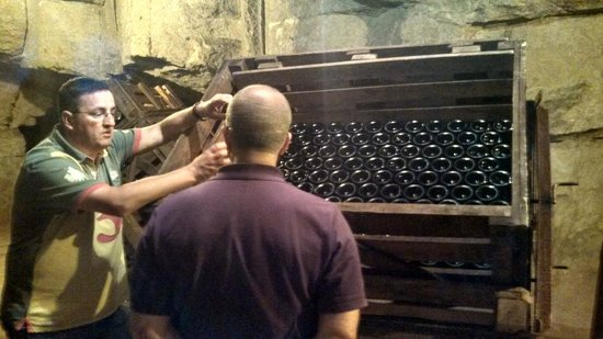 Loire Valley Uncorked: In the caves with Gérald