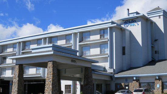 Shilo Inn Suites Mammoth Lakes: Exteriour