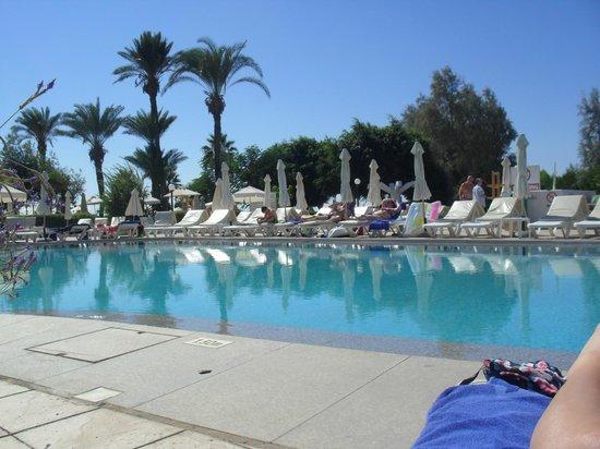 Louis Imperial Beach: the pool