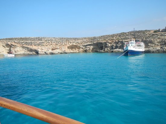Barbarossa Excursions: Blue Lagoon