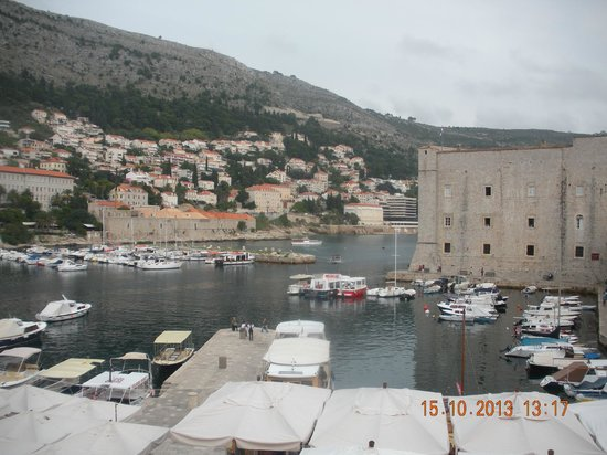 Hotel Lapad : Dubrovnik Old Harbour