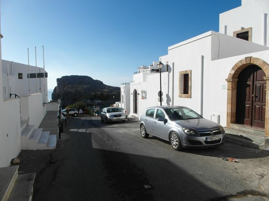 Philipos Studios and Apartment : Phillipos studios right near St Pauls Bay