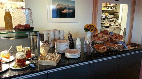 Berghotel Schynige Platte : Swiss Breakfast items #2  - Hotel Schynige Platte