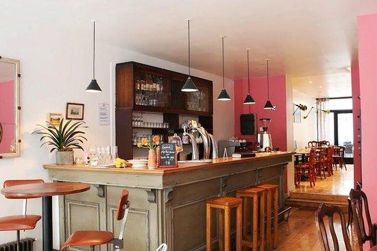 Pulp Kitchen bar