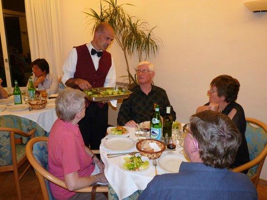 Hotel Piccolo Paradiso: Attentive service