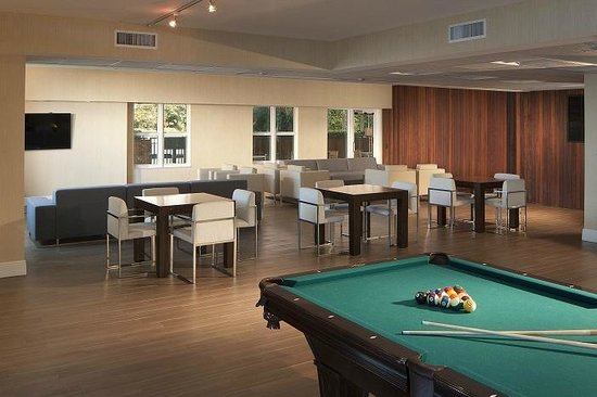 Churchill Suites Miami Brickell: Recreation Room