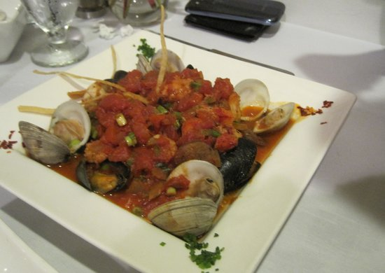 On the Square: Seafood