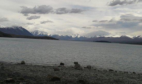 Lake Tekapo Motels & Holiday Park: Lake Tekapo