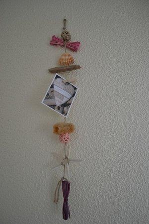 Hotel des Falaises: la chambre