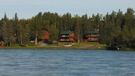 Kenai River: Coming back to the Great Alaska Adventure Lodge