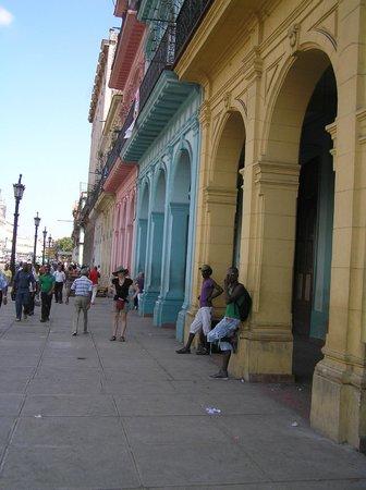 Paseo del Prado: Paseo de Martí
