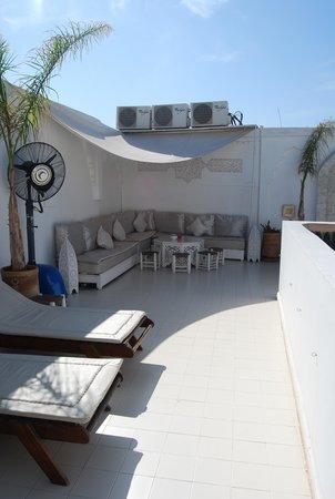 Riad Aguaviva : Terrace