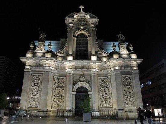 Ibis Nancy Centre Gare et Congrès : Cathédrale - Primatale Notre-Dame de l'annonciation