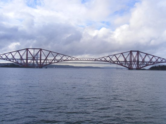 Maid of the Forth: Scrappy's dream