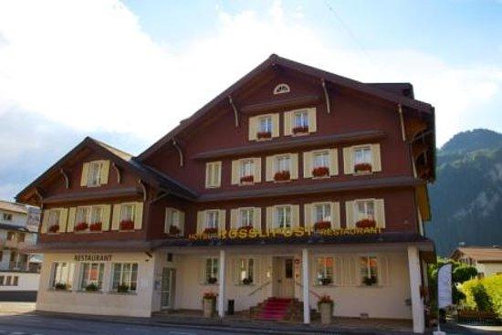 Hotel Landgasthof Rosslipost: Landgasthof Rösslipost