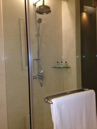 InterContinental Saigon Hotel: Separate shower