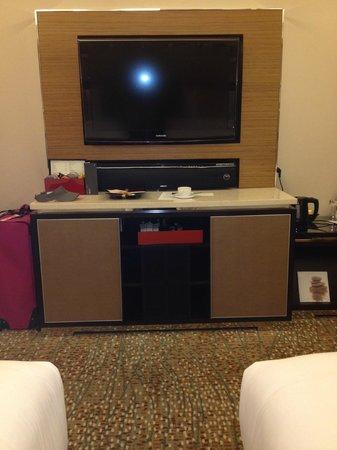 InterContinental Saigon Hotel: Club Room on 18th Floor