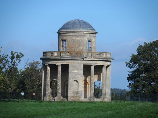 Croome: Panorama Temple (sadly on the other side of the M5)