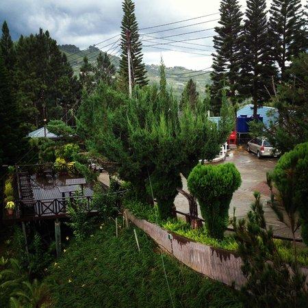 Kinabalu Pine Resort: nice view