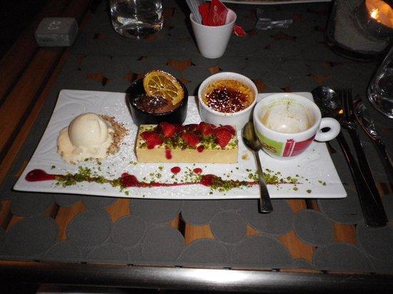 Terramea : Multi-dessert