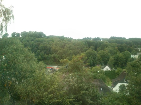 Victors Residenz-Hotel Gummersbach: Nice View of the nearby mountains