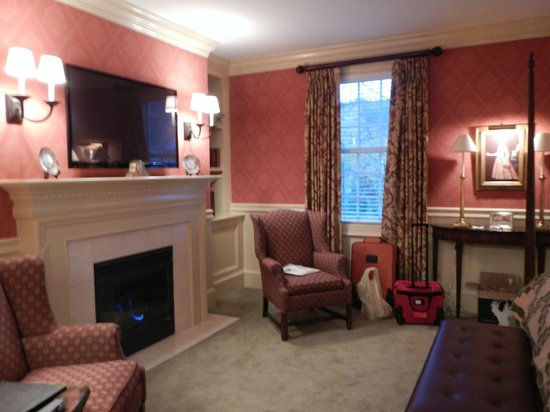 Green Mountain Inn: The luxury family suite