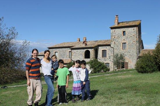 Agriturismo Pulicaro: Our family