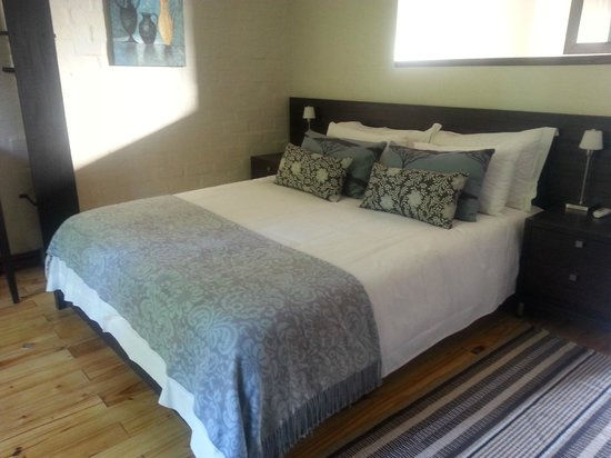 Old Potter's Inn and Brewhouse: Self catering upstairs bedroom