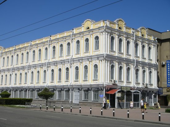 Prozritelev and Prave Stavropol State Museum