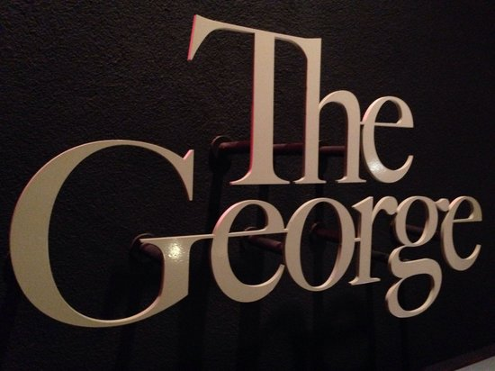 The George Hotel: The George!