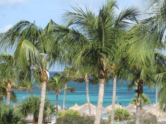 Marriott's Aruba Ocean Club : Beach at hotel