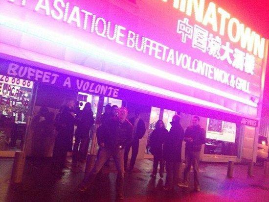 Chinatown Loison Sous Lens 213 Route De Lille Restaurant