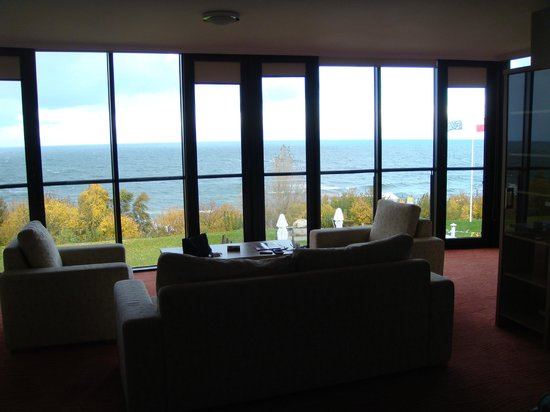 Faleza Hotel: niesamowity widok z okna!