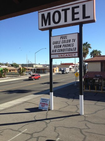 Photo of Desert Rancho Motel Bullhead City