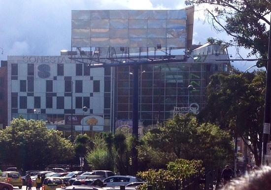 Sonesta Hotel Bogota: foto desde éxito