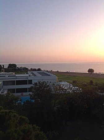 Apollo Beach Hotel : родос аполло бич