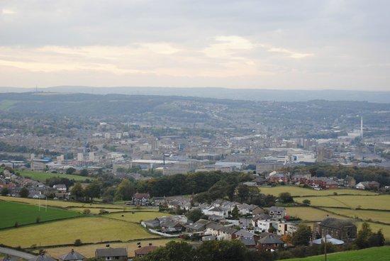 Castle Hill: vistas desde la torre