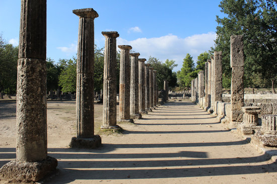 ‪Archaeological Site of Olympia‬