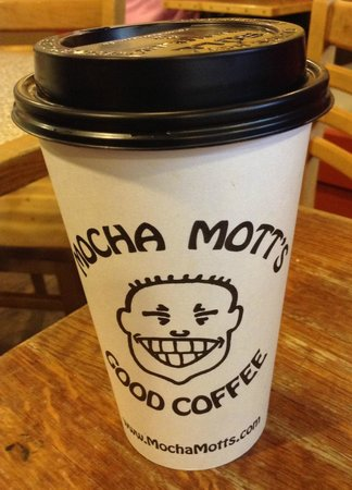 Mocha Motts: Great Cuppa Joe