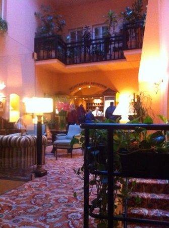 Narutis Hotel: reception