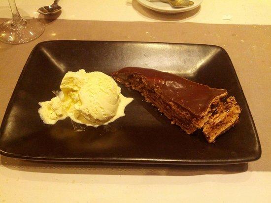 "Kasler: ""La mejor tarta de chocolate del mundo"""